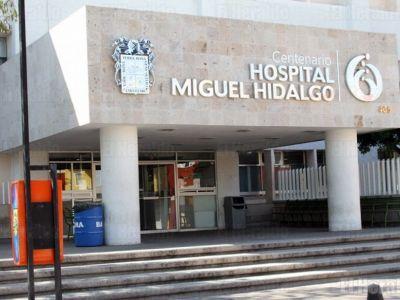 Sesión General: Nuevo Centenario Hospital Miguel Hidalgo. Aguascalientes, Aguascalientes.