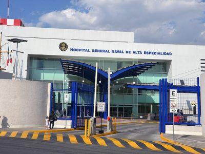 Programa Académico: Hospital General Naval de Alta Especialidad.
