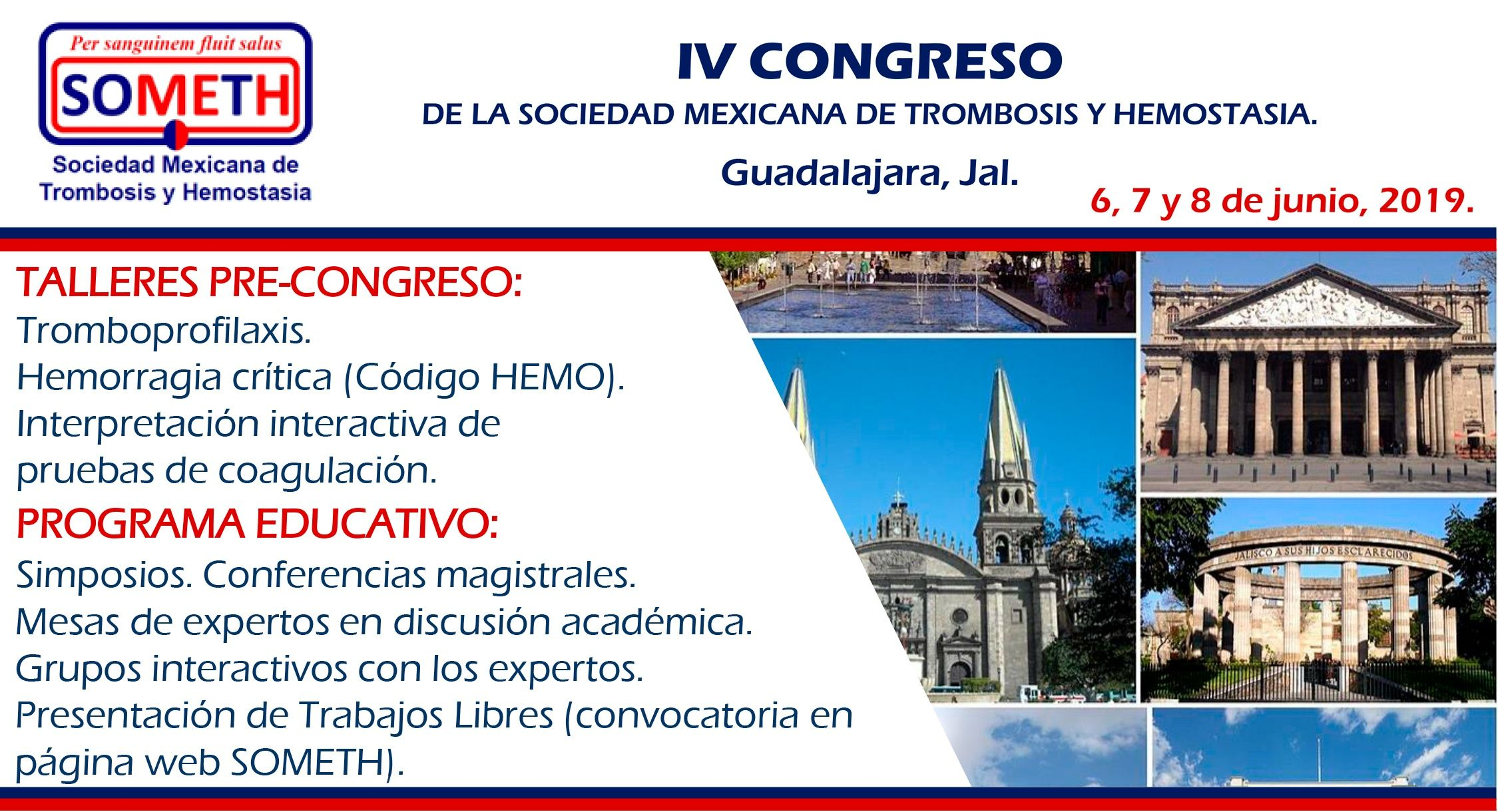IV Congreso SOMETH