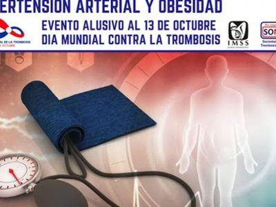 IMSS realizará semana dedicada a la Trombosis en Nuevo León