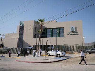 Programa Académico: Hospital General de Subzona (HGSZ) No. 38. del IMSS San José del Cabo, B.C.S.
