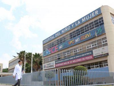 """Programa Académico: Hospital de Especialidades del Niño y la Mujer """"Dr. Felipe Núñez Lara"""""""