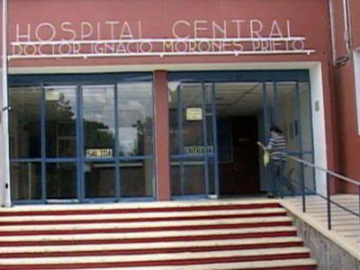 """Sesión General: Hospital Central """"Ignacio Morones Prieto"""" San Luis Potosí, S.L.P."""