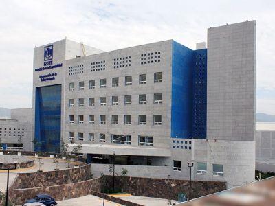 Programa Académico: Hospital Regional de Alta Especialidad Bicentenario de la Independencia ISSSTE.