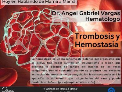 "Dr. Angel Gabriel Vargas - Programa: ""Hablando de Mamá a Mamá"""