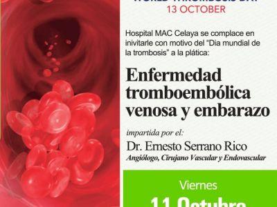 Enfermedad Tromboembólica y Embarazo