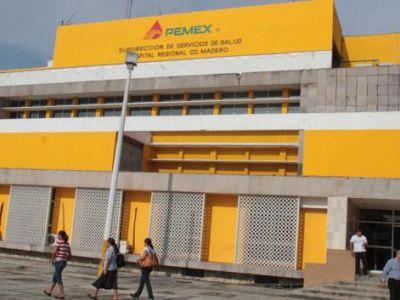 Programa Académica: HOSPITAL REGIONAL DE CIUDAD MADERO, PEMEX Sede: Cd. Madero, Tamaulipas